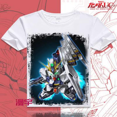 Gundam Short Sleeve Anime T-Shirt V19