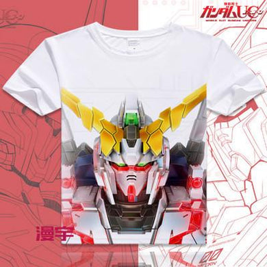 Gundam Short Sleeve Anime T-Shirt V1