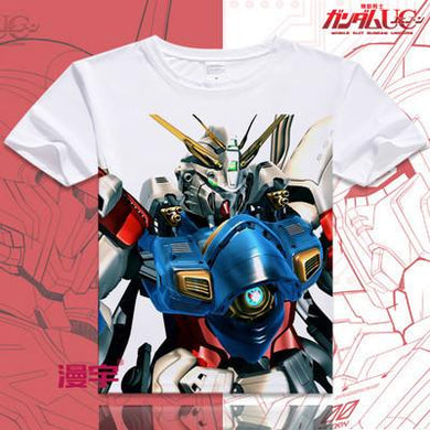 Gundam Short Sleeve Anime T-Shirt V20