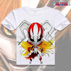 Bleach Short Sleeve Anime T-Shirt V2