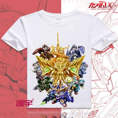 Gundam Short Sleeve Anime T-Shirt V2