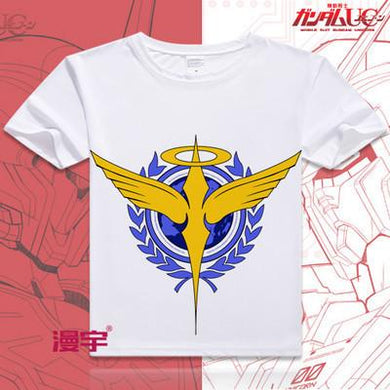 Gundam Short Sleeve Anime T-Shirt V3
