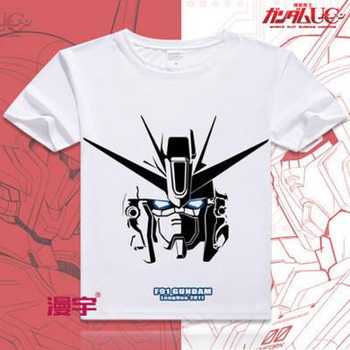 Gundam Short Sleeve Anime T-Shirt V5