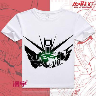 Gundam Short Sleeve Anime T-Shirt V7