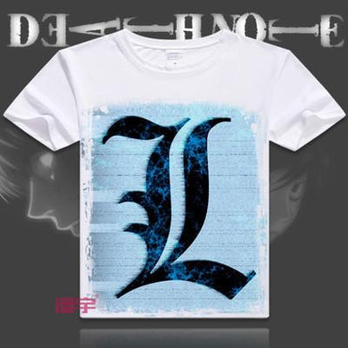 Death Note Short Sleeve Anime T-Shirt V9