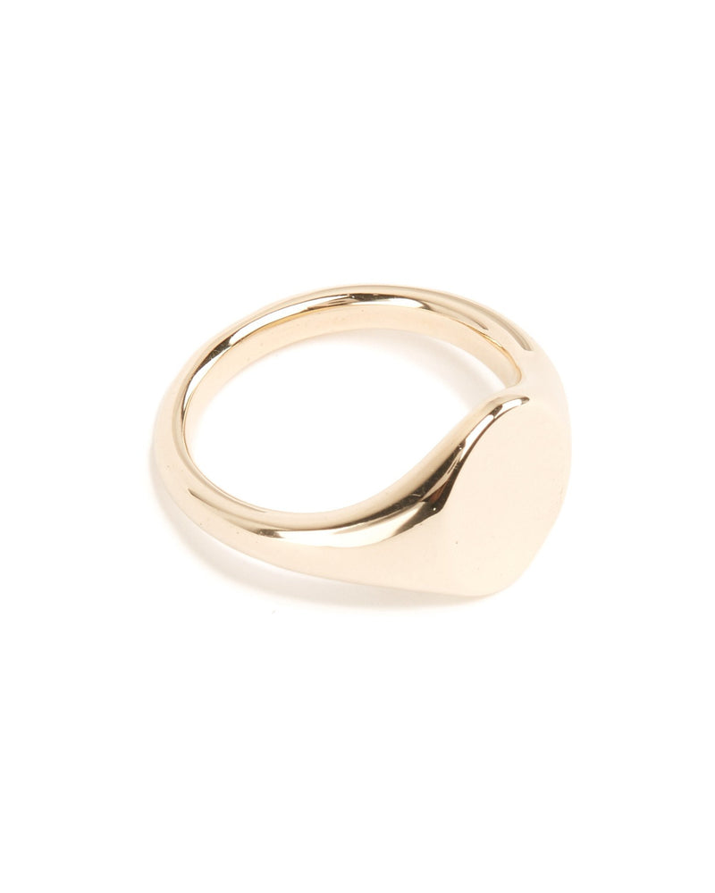 Fine Signet - 9ct Gold