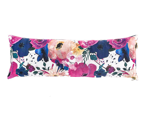 The Eden - Floral Lumbar Pillow Cover