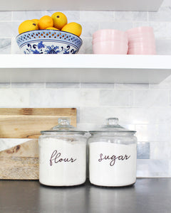 Label All the Things - Pantry