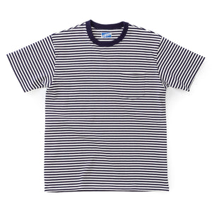 Marine Stripe Pocket Tee