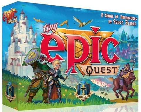 Tiny Epic Quest (Board Game)