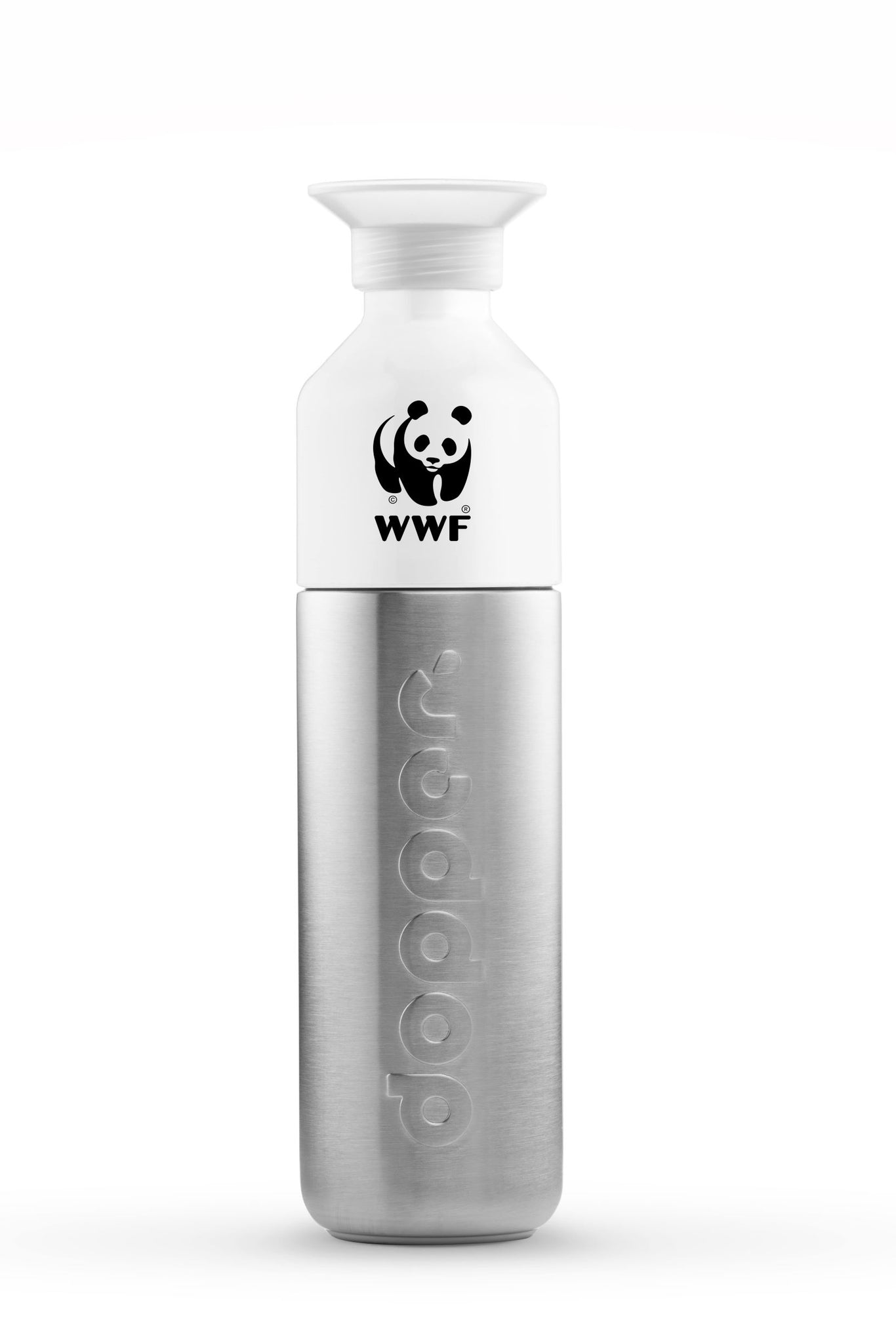 WWF Dopper Water Bottle 490ml