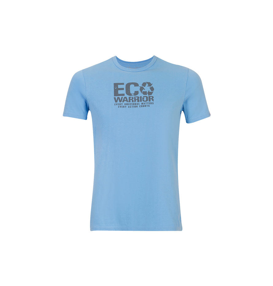 Home Brewed Mens T-shirt Eco-Warrior