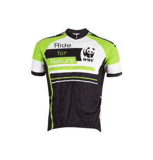 RIDE4NATURE- Kway Cycle Green Mens + FREE BUFF valued at R300