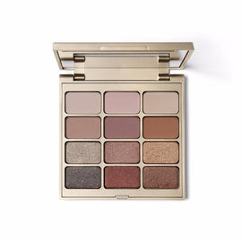 Matte 'N Metal Eye Shadow Palette - eye & cheek palette - Stila Canada