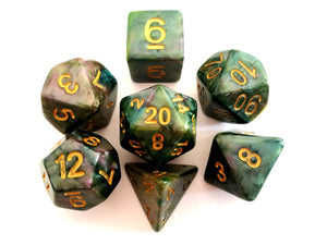 Druidstone Dice Set - HD Dice