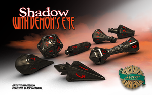 Shadow - Wizard Dice - Polyhero