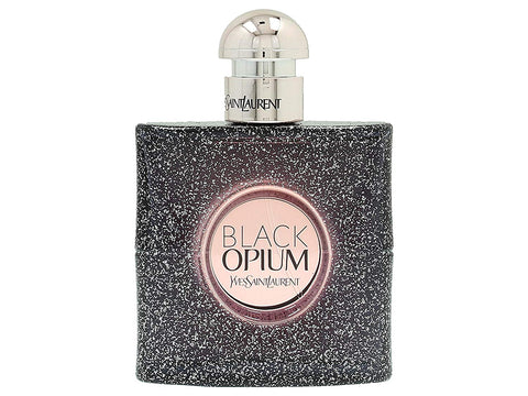 Black Opium Nuit Blanche by Yves Saint Laurent for Women - Eau de Parfum, 50ml