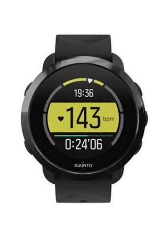 Suunto 3 G1 Fitness All Black