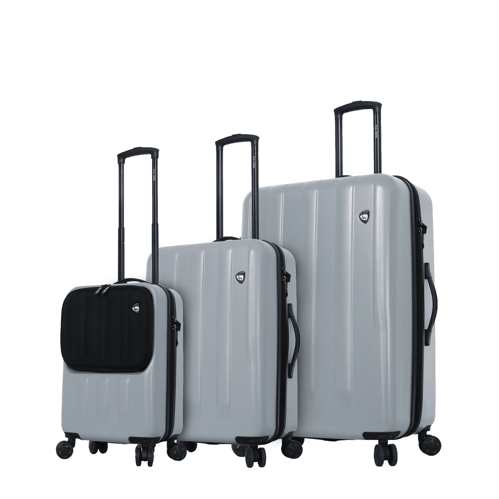 Furbo Smart ITALY Hardside Spinner Luggage - My Gaia Travel Buddy