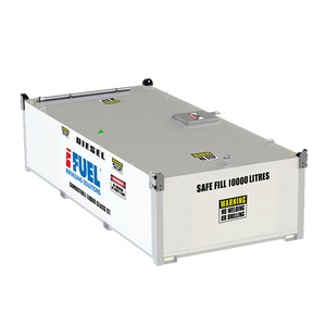 iFUEL CELL 11000L Self Bunded Tank