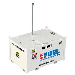 iFUEL CELL 3300L Self Bunded Tank