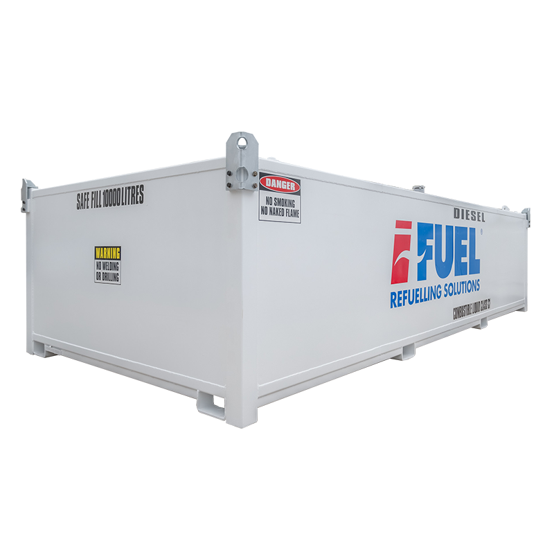 iFUEL Cell Self Bunded Tank 11,000L
