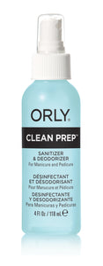 CLEAN PREP - ORLY Nail Treatments