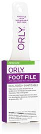 FOOT FILE W/2 REFILL PADS OF EA GRIT LEVEL