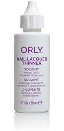 POLISH THINNER - ORLY Removers & Cleansers