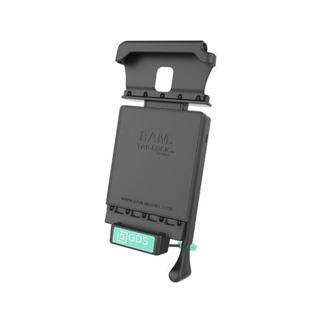 RAM-GDS-DOCKL-V2-SAM29U GDS Samsung Tab Active2 Locking Car Dock  - RAM Mounts Nepal