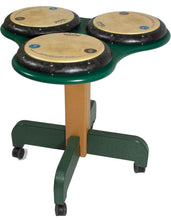 Load image into Gallery viewer, PlayMore Design TriPPPle Play Drum Table