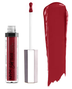 Slip Tease Full Color Lip Lacquer (STLL)