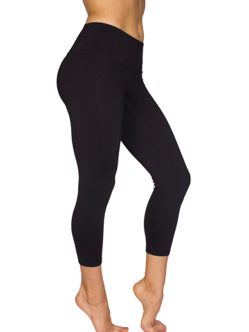 7/8 LENGTH SUPPLEX® HIGH WAISTED FITNESS TIGHT