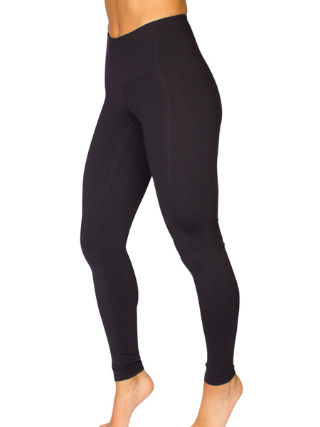 FULL-LENGTH SUPPLEX® SUPPORTIVE WIDE-BAND SPORT TIGHTS