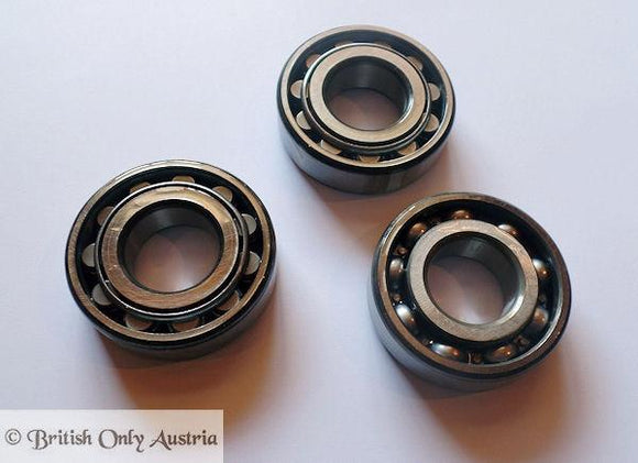 Norton Bearing 52 x 25 x 15 mm