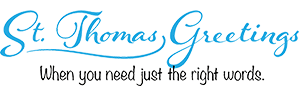 St. Thomas Greetings