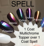 One Coat Creme Collection Nail Polish