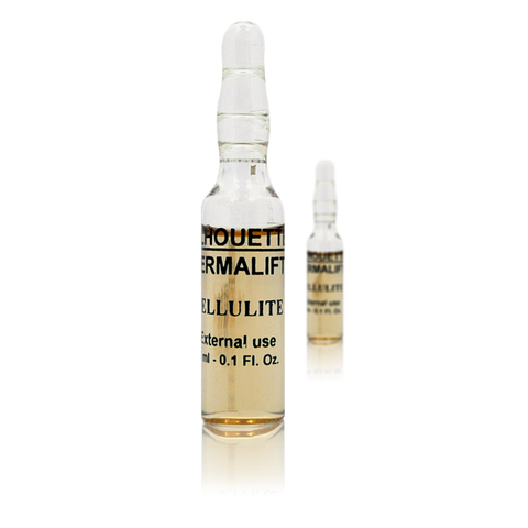 Cellulite Ampoules - Smoothes the Skin & Increases Circulation