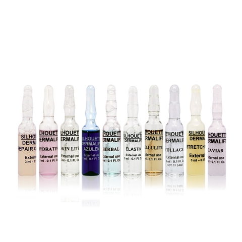Mixed Ampoules - a selection of 10