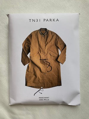 Merchant & Mills - The TN31 Parka