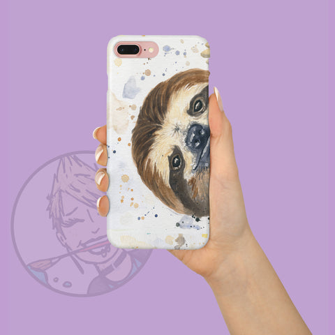 Sloth iPhone Case - Sloth Stuff