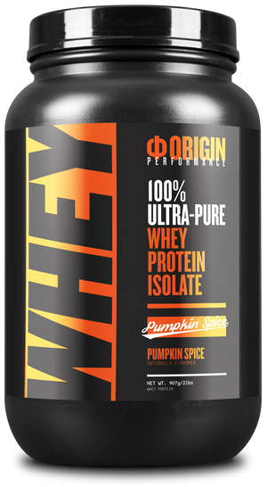 Origin 100% Ultra-Pure Whey Protein Isolate