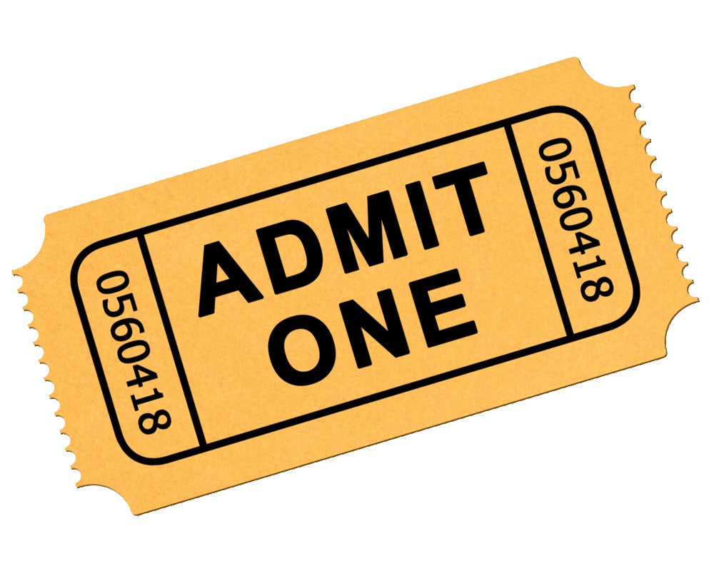General Admission Ticket- Bourbon Street Bash