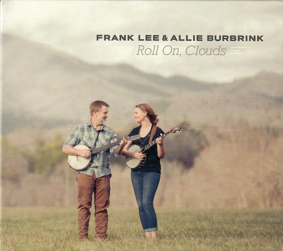 FRANK LEE & ALLIE BURBRINK 'Roll On, Clouds'  BTR-2018-CD