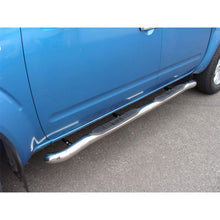Direct4x4 | Nissan Stainless Steel Side Bars with Step Pads
