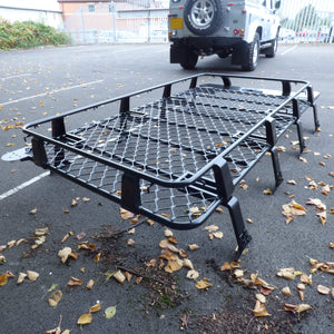 Expedition Aluminium Full Basket Roof Rack
