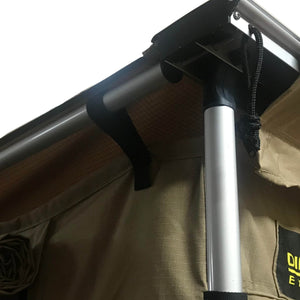 Horizontal Pole for Pull-out Side Awnings