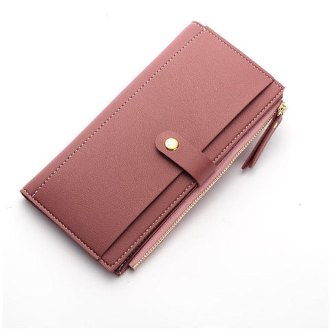 Long Women Wallet