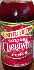 Cheerwine Holiday Punch 2 Liter