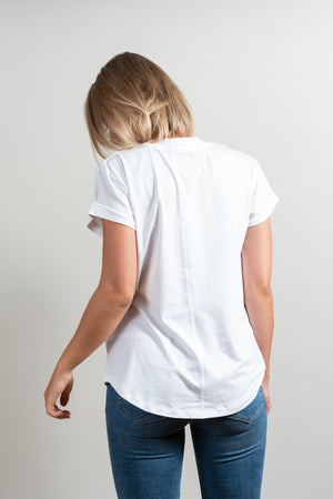 Simplicity Who's Rob? Female Statement Shirt Organic Cotton